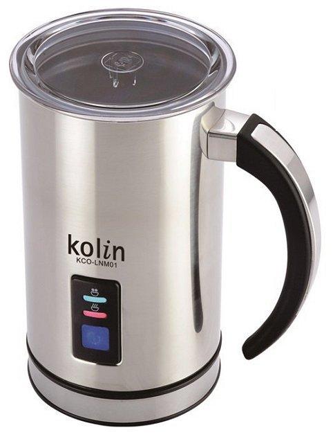 Kolin 歌林 全自動 冰溫熱 兩用電動奶泡機 KCO-LNM01