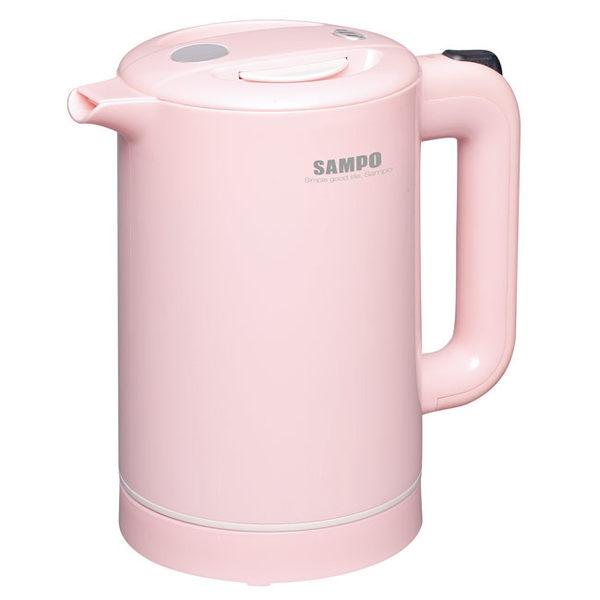 SAMPO 聲寶 快煮壺 / 電熱水瓶 KP-PB12D-P