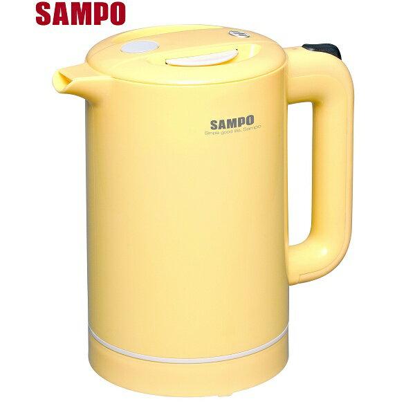 SAMPO 聲寶 快煮壺 / 電熱水瓶 KP-PB12D-Y