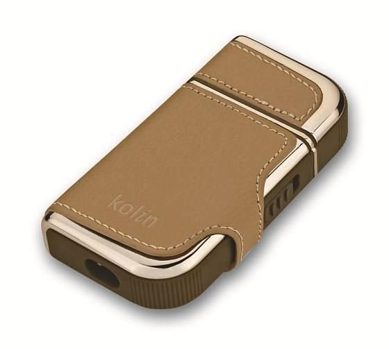 KOLIN 歌林 時尚尊爵皮質充電式刮鬍刀 KSH-R1500W **免運費**