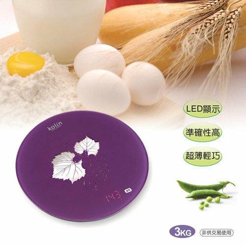 Kolin 歌林 食物料理秤 KWN-LNKS01