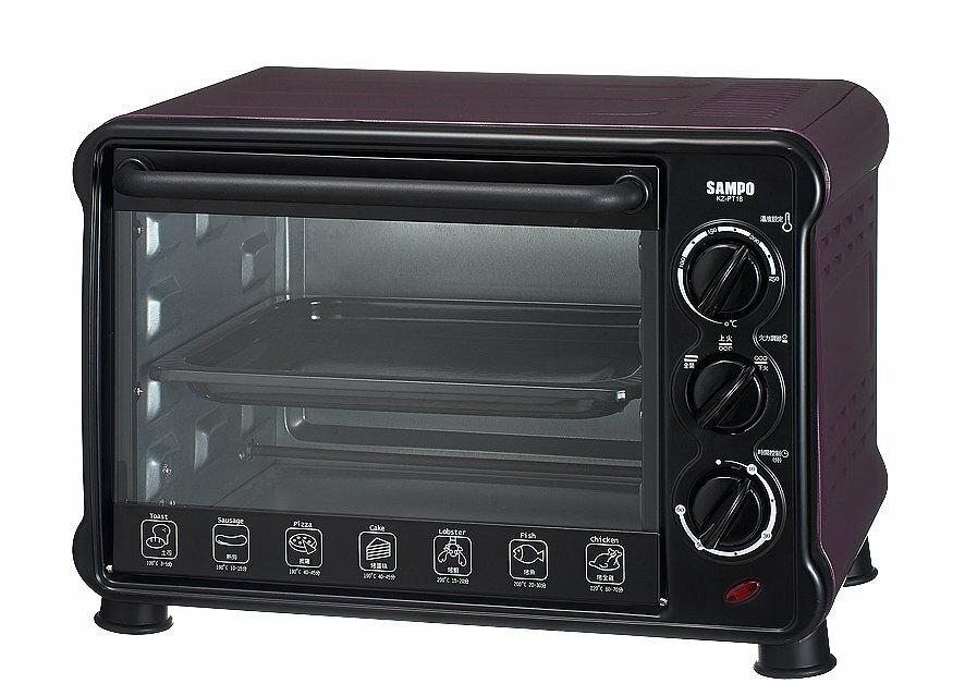 SAMPO 聲寶 18L電烤箱 KZ-PU18