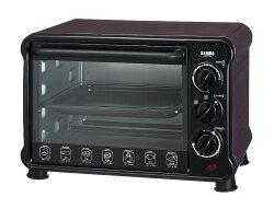 【A級福利出清品‧限量搶購中】 SAMPO 聲寶 18L 電烤箱 KZ-PU18