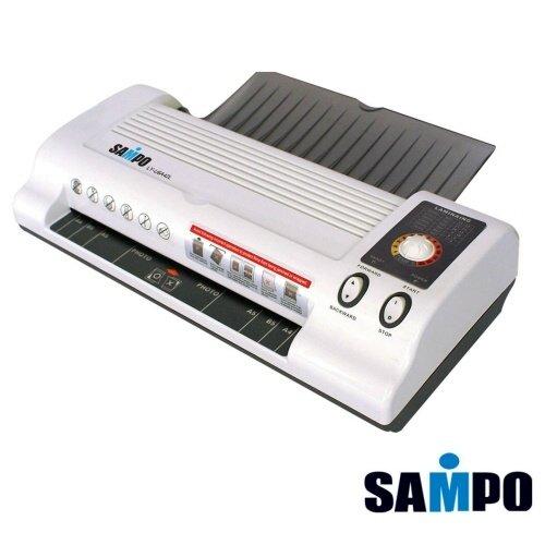 SAMPO 聲寶 4滾軸專業冷熱雙功護貝機 LY-U6A42L