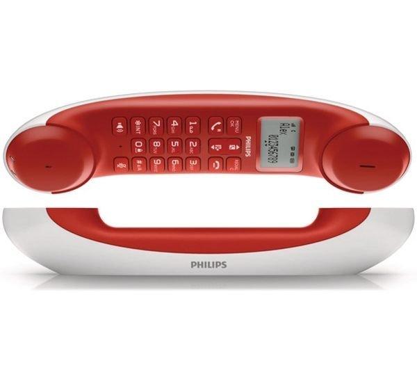 <br/><br/>  PHILIPS 飛利浦 時尚美型魔鏡數位無線電話 M5501WR / M5501     **可刷卡!免運費**<br/><br/>