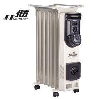 電暖器推薦北方 NORTHERN 葉片式電暖器7葉片5段式電暖爐 NR-07ZL / NP-07ZL