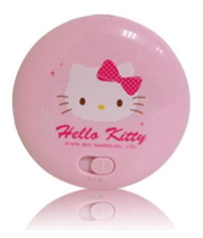 溫寶貝 Hello Kitty 兩用式充電式暖暖蛋  懷爐  暖手寶 PI~15