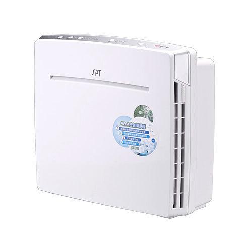 【內含原廠HEPA濾網*2+活性碳濾網*3】 尚朋堂 空氣清淨機+濾網 SA-2203C-H2
