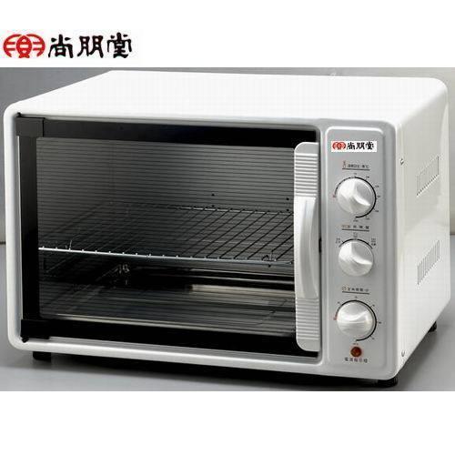 ◤本月限定特價◢ 尚朋堂 30公升旋風大烤箱 SO-1166 台灣製造!