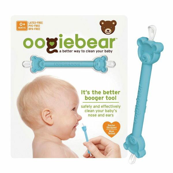 美國Oogiebear QQ熊耳鼻清潔棒 (單入)