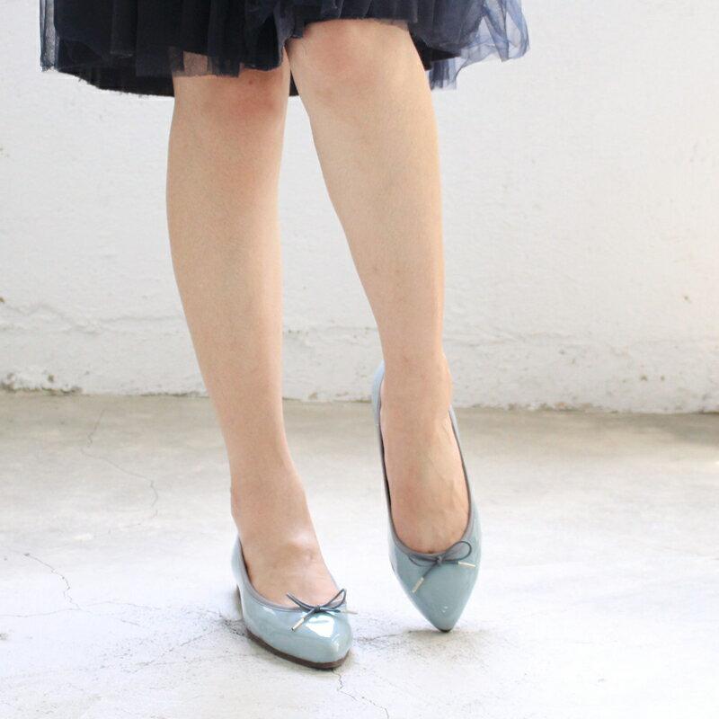 【現貨】【F2-17525P】日本製防水系列-尖頭芭蕾_Shoes Party 1