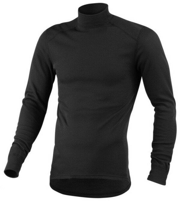 【【蘋果戶外】】odlo 152012 男高領 黑『送耳罩』瑞士 機能保暖型排汗內衣 衛生衣 發熱衣 保暖衣 長袖