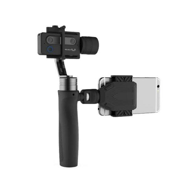 WEEVIEWSID3D攝影套件組(3D攝影機+三軸穩定器,不含手機)【迪特軍】