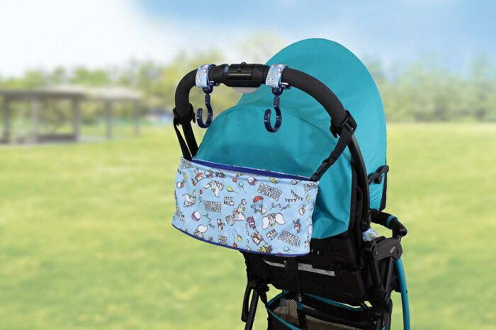 ViViBaby - Disney迪士尼小飛象馬戲團推車置物袋 3