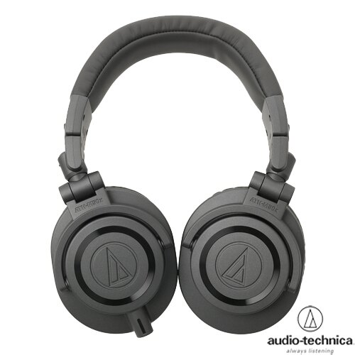 audio~technica 鐵三角 ATH~M50x MG 消光灰 限定款 監聽 頭戴耳