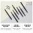 韓國 innisfree 生機自動眉筆 0.3g 全色號 雙頭旋轉眉筆 2