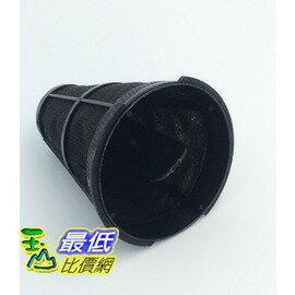 [現貨] IRIS OHYAMA CF-FS2 (拆包1入裝) 除塵蟎機配件 黑色 集塵過濾網 集塵袋 IC-FAC2 KIC-FAC2 適用CF FS2 CB45