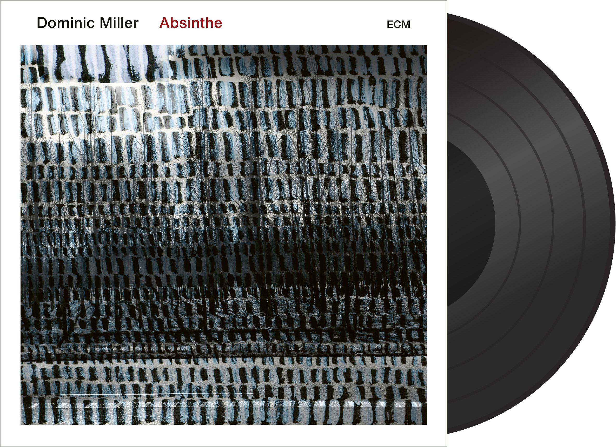 多米尼克.米勒 Dominic Miller: Absinthe (Vinyl LP) 【ECM】 1