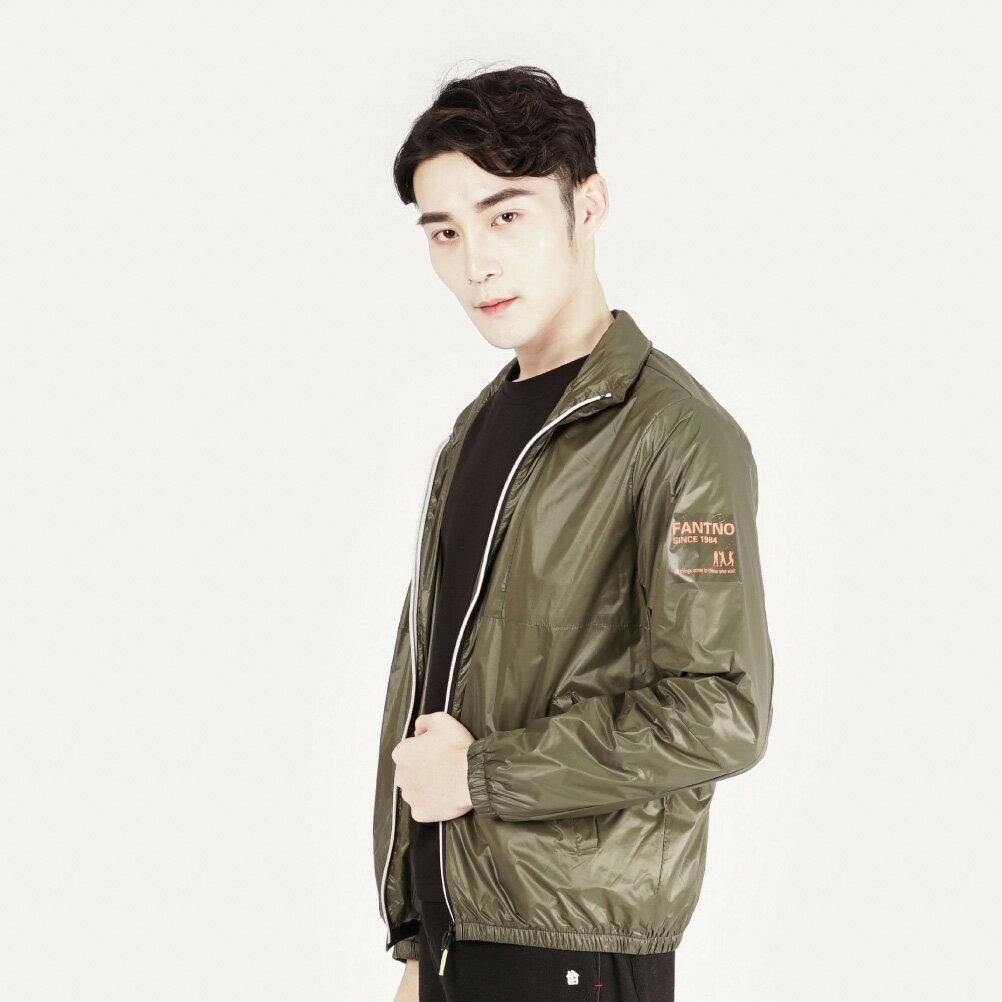 【FANTINO】外套(男)-墨綠 945338 1