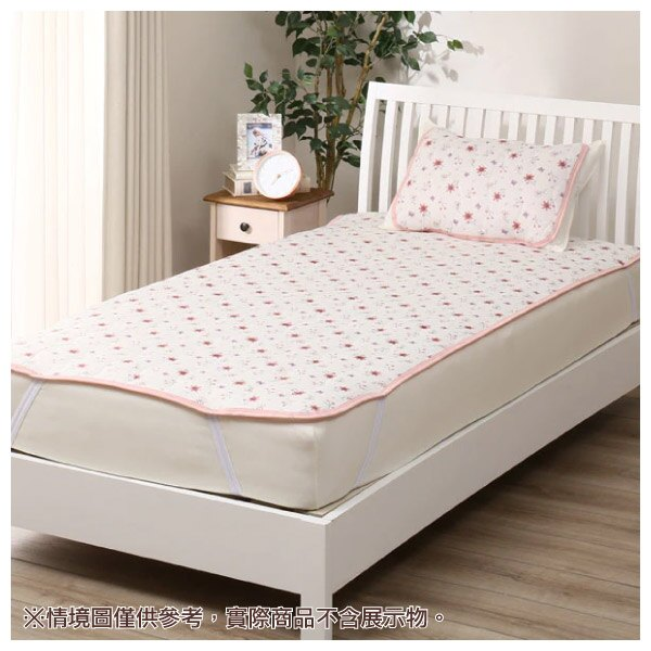 接觸涼感 枕頭保潔墊 N COOL FLOWER Q 19 NITORI宜得利家居 2