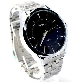 《好時光》sinobi 極簡品味 立體感經典時刻 大錶面 時尚腕錶 個性錶 型男錶