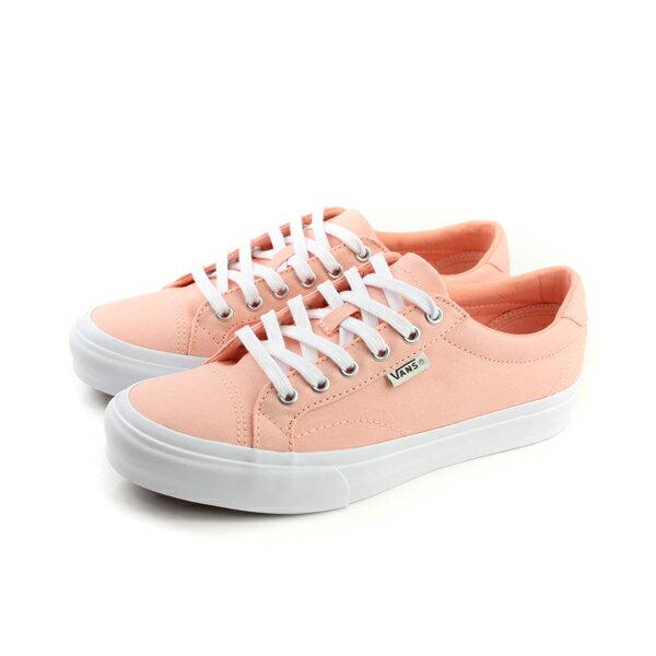 VANS 休閒布鞋 粉橘色 男女鞋 71039207 no466