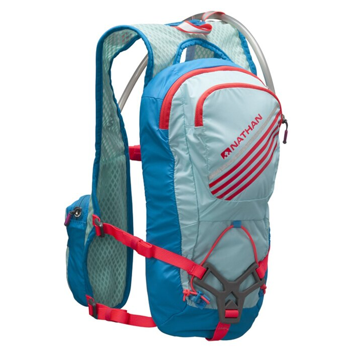 Moxy摩西水袋背包(2L)水藍色-NA5035NLBD