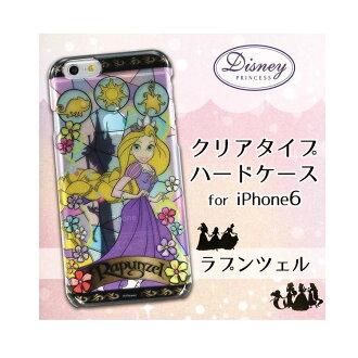 大田倉 日本進口正版iPhone6 迪士尼 Disney 魔髮奇緣 Rapunzel 手機殼 822721