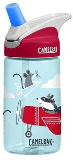 【【蘋果戶外】】美國Camelbak兒童彈跳式吸管水瓶飛天大盜400ml0.4L0.4公升登山水壺單車水壺