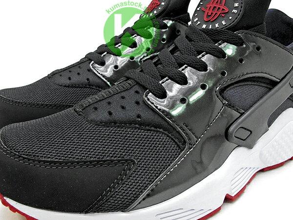 2017 少量入荷 1992 經典鞋款 重新復刻 NIKE AIR HUARACHE BRED 黑紅 網布 亮皮 透氣 輕量 慢跑鞋 限量發售 (318429-032) 0117 2