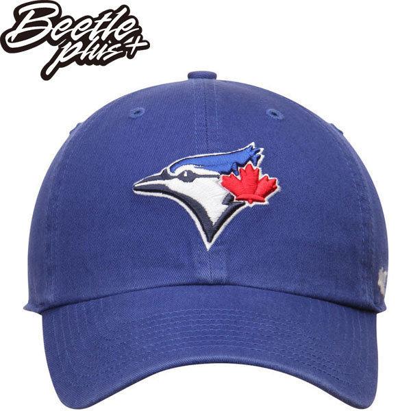 BEETLE 47 BRAND 老帽 多倫多藍鳥 TORONTO BLUE JAYS DAD 大聯盟 MLB 藍 MN-407 1