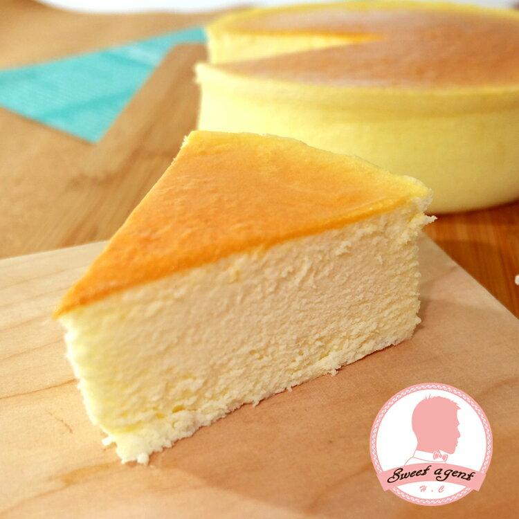 【甜點特務】[ 月圓輕乳酪蛋糕 ] 烘培烤出乳酪香氣 0