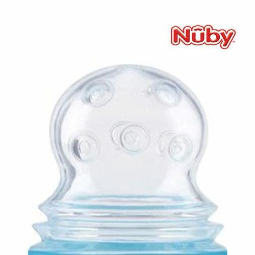 Nuby矽膠蔬果棒替換網(單入)【悅兒園婦幼生活館】