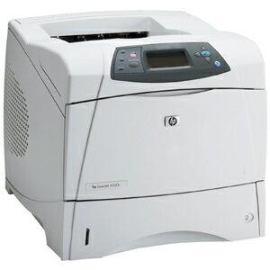HP LaserJet 4200N Laser Printer - Monochrome - 35 ppm Mono Print 1