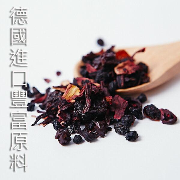 【午茶夫人】藍莓果子茶 - 8入 / 袋 ☆ 低熱量少負擔。花茶能量。提振精神活力up ☆ 無咖啡因。孕婦可以喝 ☆ 3