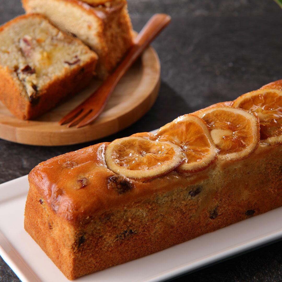 蜂蜜橘橙Pound Cake-詩人假期磅蛋糕[不二緻果 原高雄不二家]港都80年老店 0