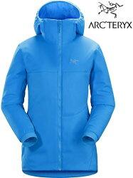 Arcteryx 始祖鳥 化纖連帽外套/保暖外套/風衣/登山攀岩外套 Proton LT 女款 18350 下加州藍