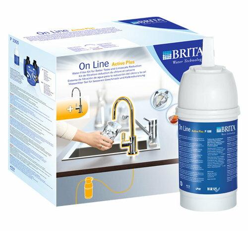 德國BRITA On Line P1000硬水軟化型濾水器專用濾心洽詢專線(05)2911373