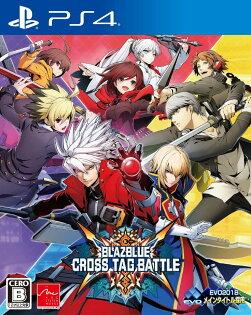 預購中5月31日發售中文版[輔導級]PS4蒼翼默示錄CrossTagBattle