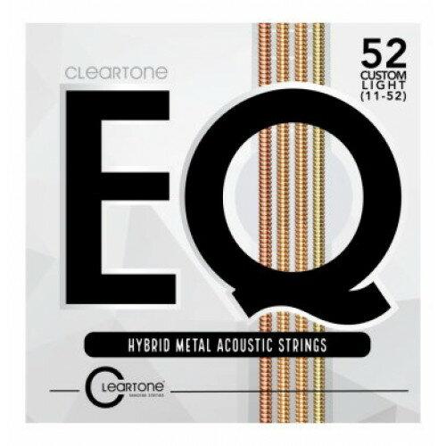 烏克時代~ ClearTone 美國製 塗層弦 民謠吉他 EQ Hybrid Metal (11-52)