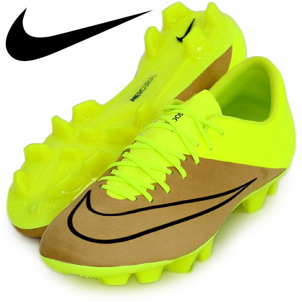 MERCURIAL VAPOR X Leather HG~V NIKE ~ 足球鞋