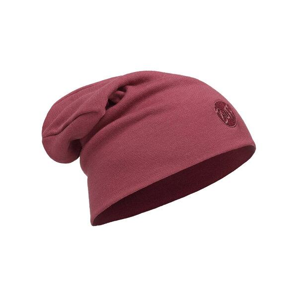 【【蘋果戶外】】BF111170-422西班牙BUFF藏磚紅美麗諾羊毛加厚保暖帽防寒帽100%MERINO