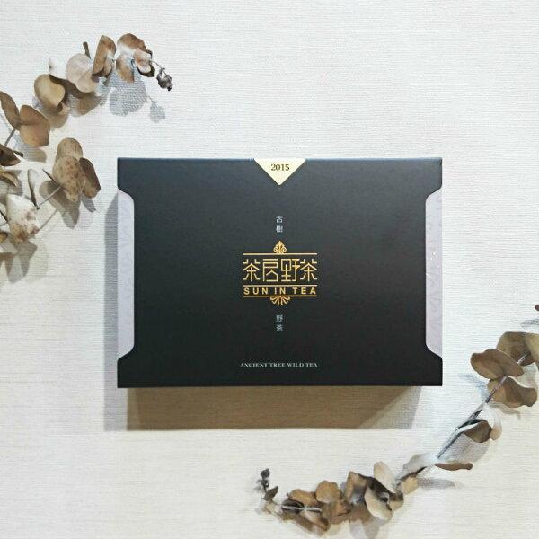 茶房野茶:古樹野茶m100禮盒