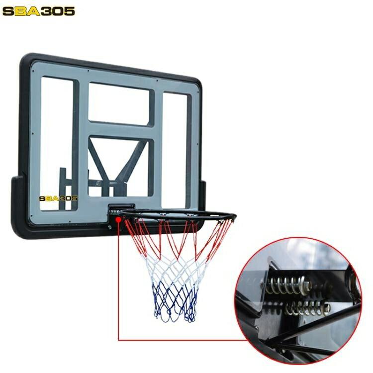 籃球架室外成人標準籃球框家用籃球板掛壁式戶外籃球框