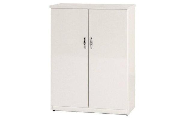 【石川家居】855-05白色鞋櫃(CT-311)#訂製預購款式#環保塑鋼P無毒防霉易清潔