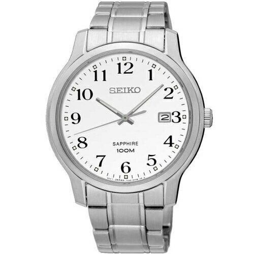 SEIKO精工型男必備藍寶石玻璃腕錶SGEH67P1(7N42-0GE0X)