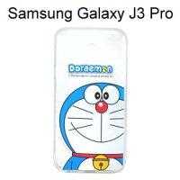 小叮噹週邊商品推薦哆啦A夢空壓氣墊軟殼 [大臉] Samsung Galaxy J3 Pro (5吋) 小叮噹【正版授權】