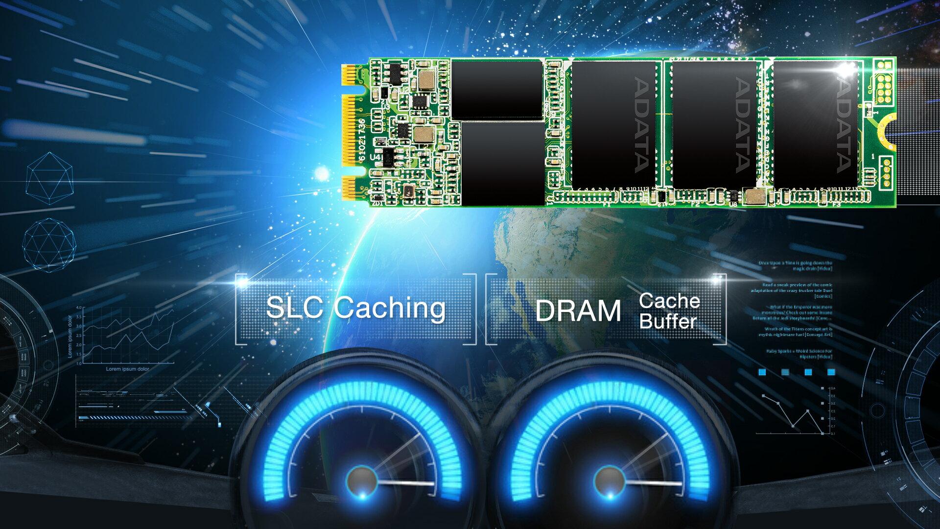 ADATA Ultimate SU800 M.2 3D NAND 1TB SSD (ASU800NS38-1TT-C) 2
