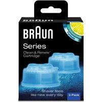 父親節禮物-刮鬍刀推薦到德國百靈 Braun CCR2 匣式清潔液 (2入組)  電動刮鬍刀適用就在東隆電器推薦父親節禮物-刮鬍刀