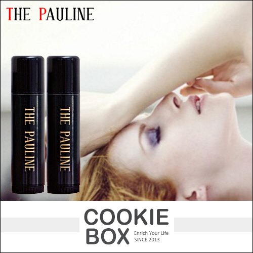 韓國 The Pauline 手工 攜帶型 凝香膏 5g 香膏棒 體香 香氛 香水 天然 小蒼蘭 麝香 *餅乾盒子*